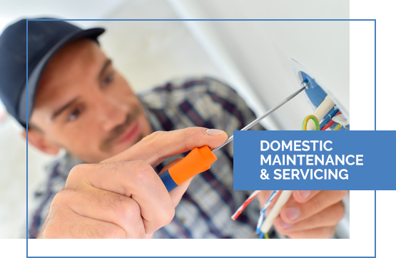 Domestic Maintenance & Servicing